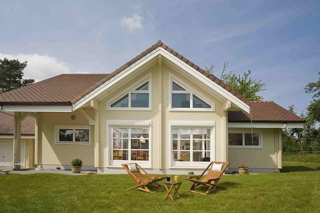 Façade maison bois contemporaine Flickr - Photo Sharing!