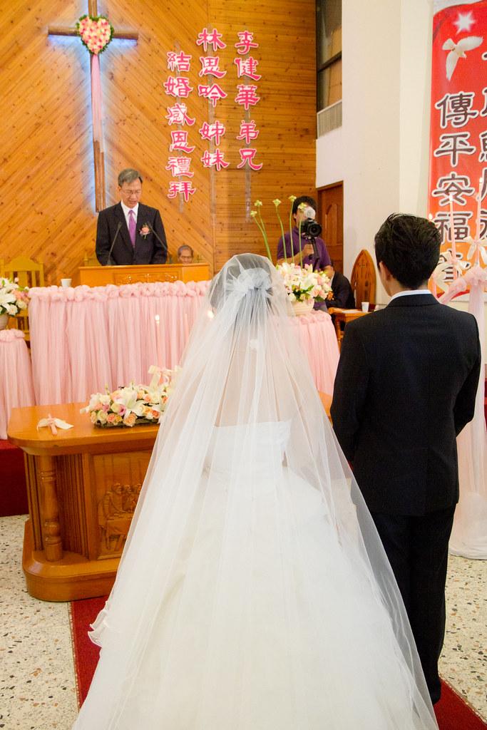 台中|健華思吟|結婚宴客|單人雙機 @3C 達人廖阿輝