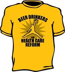 Beer Drinkers for Health Reform