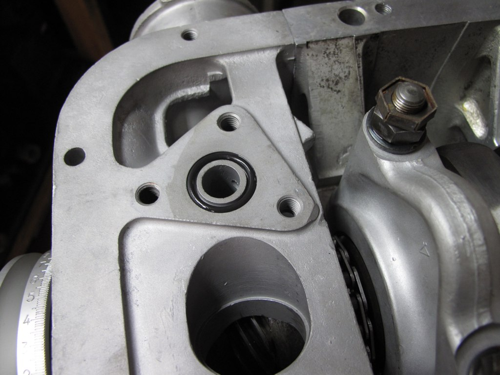 Bda D A B on Alfa Romeo Gtv6 Engine Rebuild