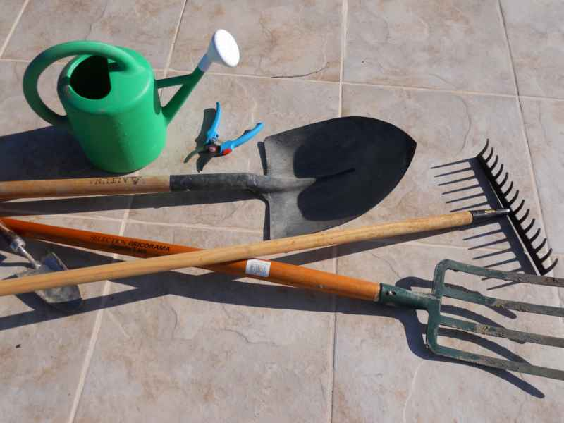 Set de herramientas básicas