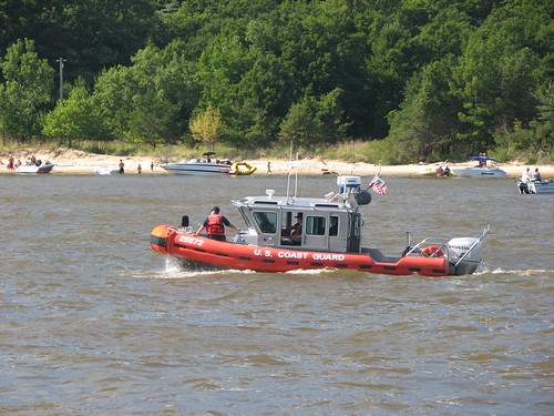 US Coast Guard Patrol Boat 25572, Grand Haven, MI