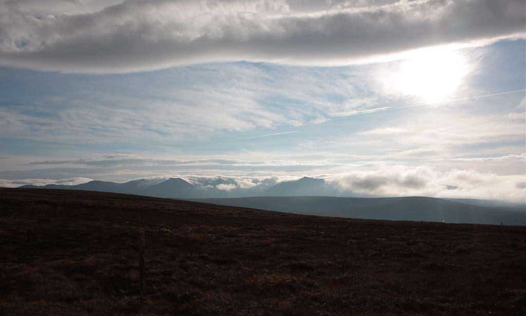 The Eastern Cairngorms