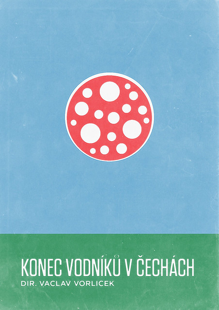 CZECH MINIMALIST MOVIE POSTERS 9