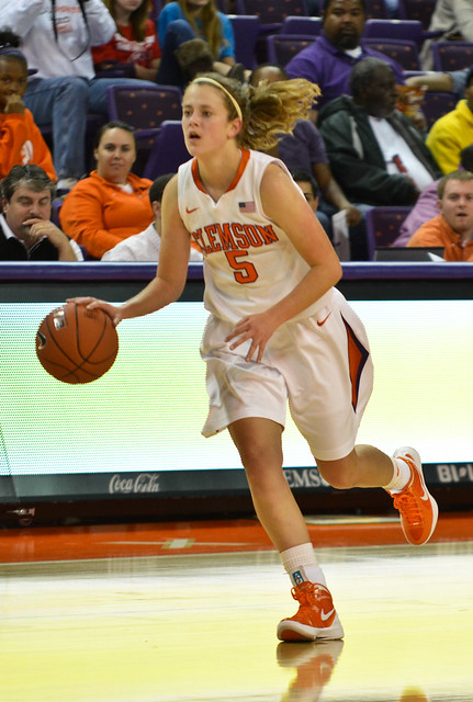 Clemson Women's Basketball | Flickr - Photo Sharing!