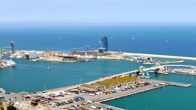 Hotel Barcelone Vue Mer