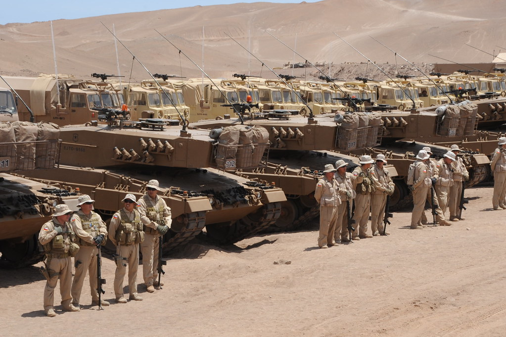 Armée Chilienne / Chile's armed forces / Fuerzas Armadas de Chile - Page 8 6350585388_e2820ffc22_b