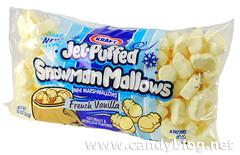 Kraft Jet-Puffed SnowmanMallows