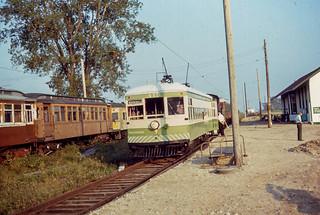 19680922 36 Illinois Terminal RR  415 @ Illinois Railway Museum