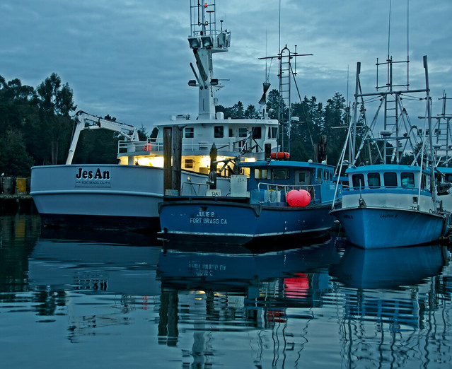 Fishing boats flickr photo sharing for Fort bragg fishing charters