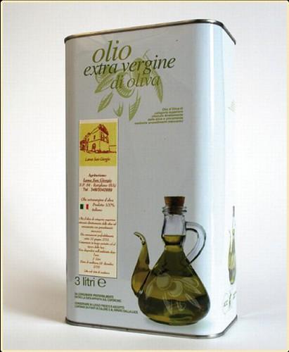 Olio Extravergine di oliva biologico Lama San Giorgio Rutigliano
