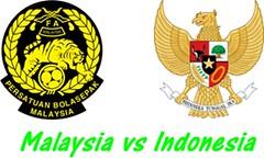 Malaysia vs Indonesia di pertemuan akhir bola sepak Sukan Sea 2011