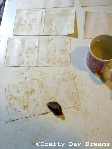 tea staining 3