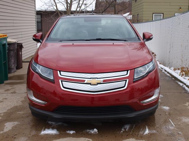 2011 Chevrolet Volt 11