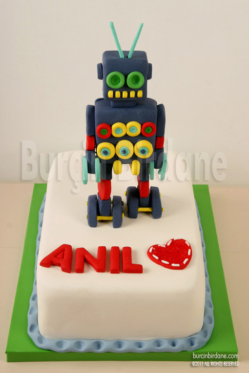 Robotlu Pasta