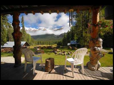 Beaverfoot Ranch (Golden, Colombie-Britannique, Canada)