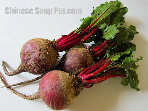 [Photo-Beet Roots]