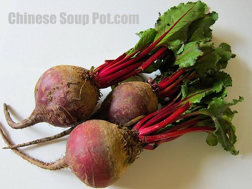 [Photo-Beet Roots]