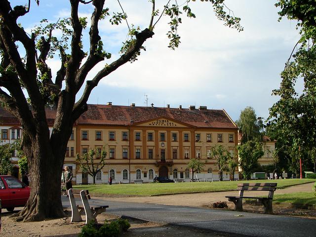 Terezín. Czech Rebublic