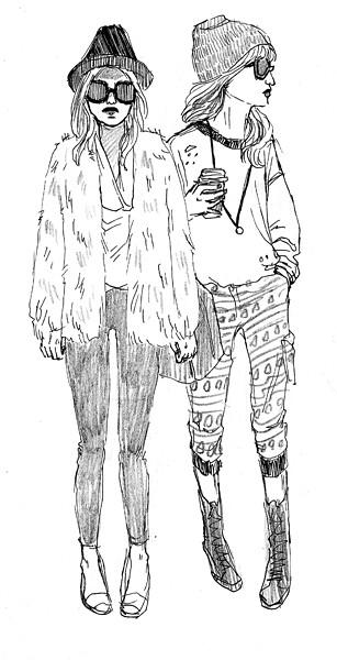 Fashion Doodle 2