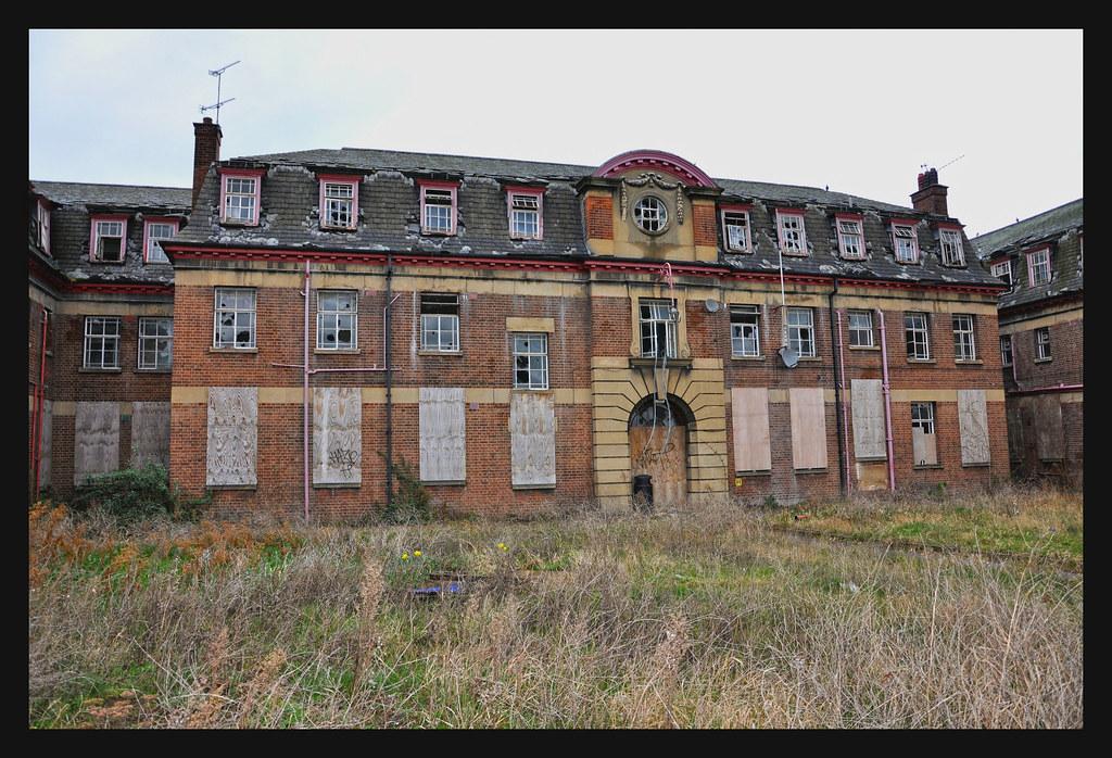 Abandoned Hospital Essex