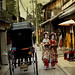 Gion District, Kyoto, Geisha Girls