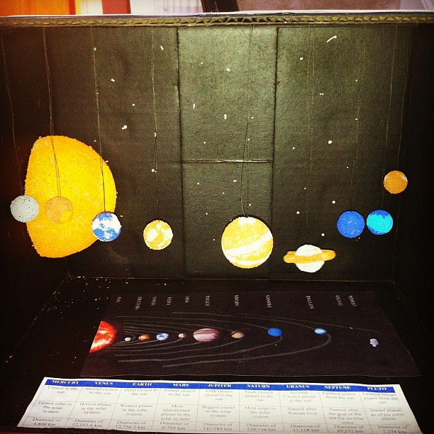 1000 images about outer space projects for kids on pinterest for Outer space project