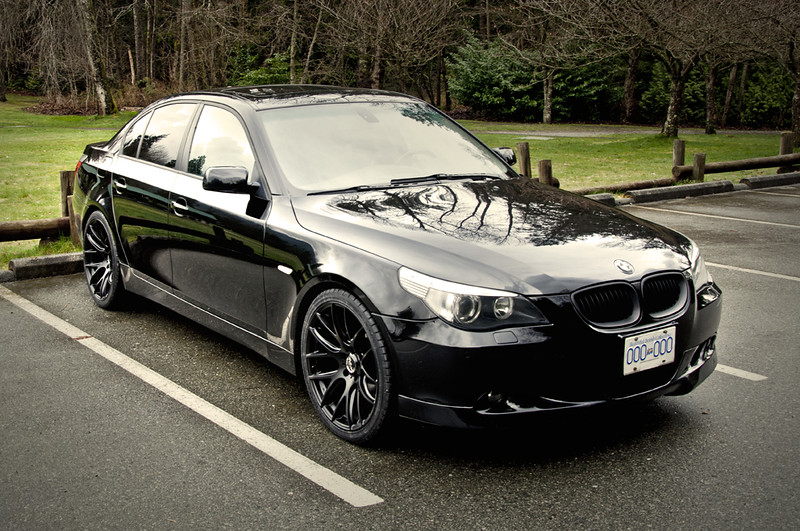 my e60 on new wheels forums. Black Bedroom Furniture Sets. Home Design Ideas