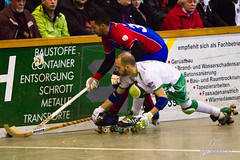 Roller Hockey, CERH European League – RSC Cronenberg vs. UD Oliveirense