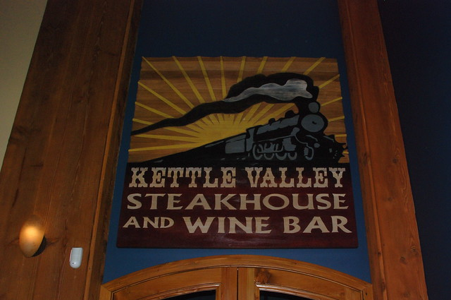 Big White Kettle Valley Steak House