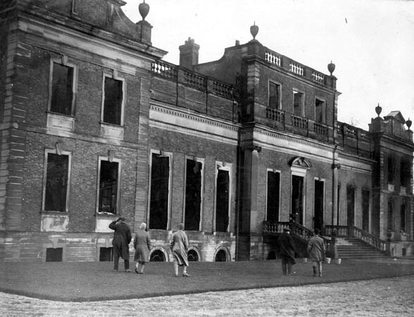 Oulton Park A Baroque Style House Built By John Egerton