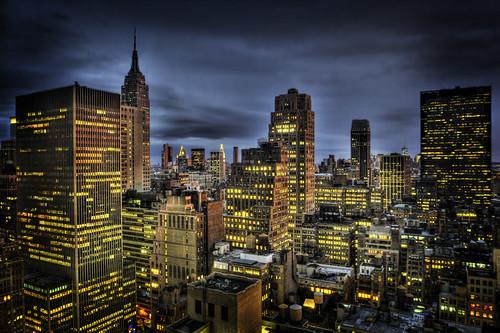 Hilton Time Square