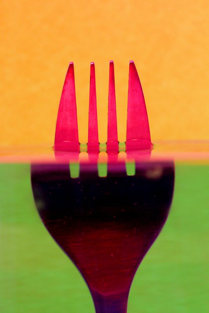 Fork III - Tri-Color