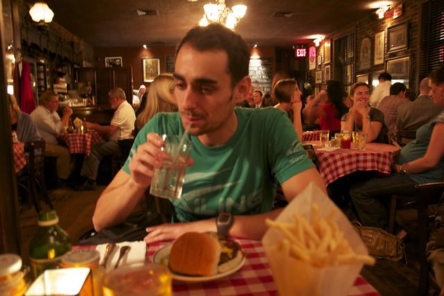 0949 - Dinner @ P.J. Clarke's
