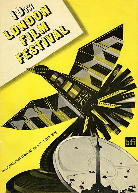 1975 London Film Festival Poster
