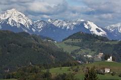 A view from Rantovše