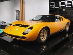 race car, automobile, lamborghini, vehicle, automotive design, lamborghini miura, land vehicle, supercar, sports car,