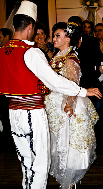 Albanian Wedding Pictures
