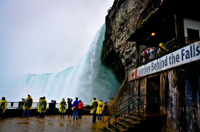 Behind the falls niagara coupons