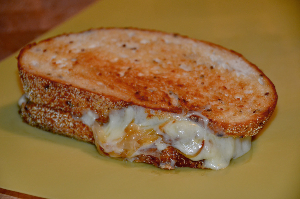 French Onion Sandwich