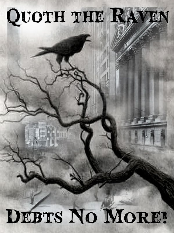 HaPPY HaLLoWeen ZeRO HeDGe: Quoth The RaVeN!!!