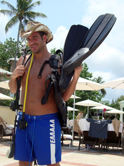 ¡¡Vamos a bucear!! (por cierto la misma mañana de mi boda) buceo entre tiburones en las islas bahamas - 6303018815 3a82e195dc z - Buceo entre tiburones en las islas Bahamas