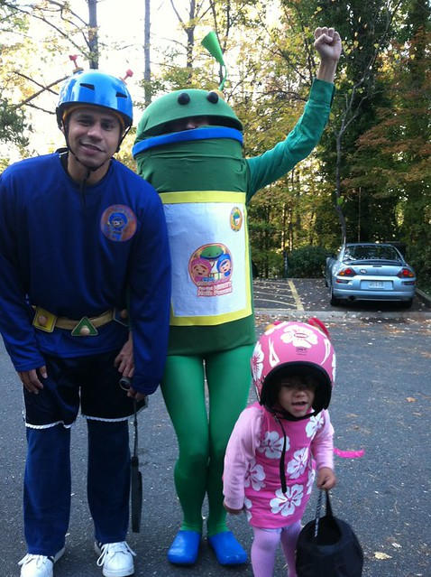 Team Umizoomi Milli Halloween Costumes