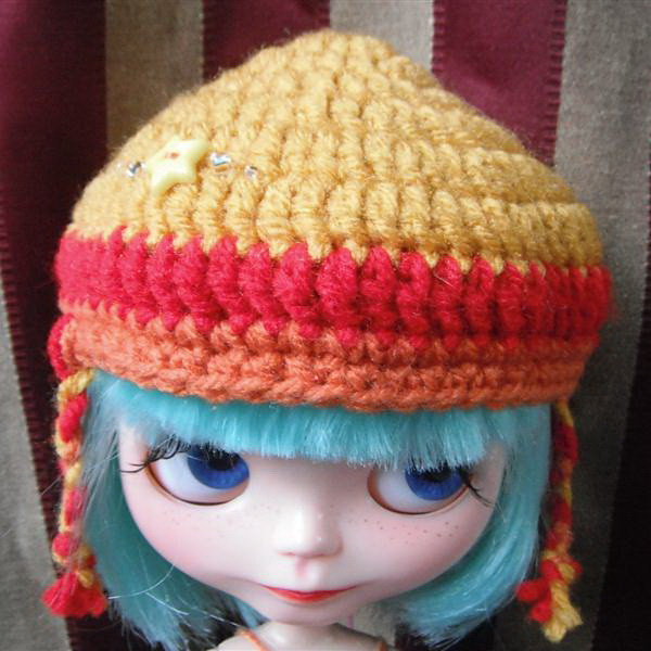Items similar to Peaked Slouch Hat/Rasta Tam Crochet Pattern on Etsy