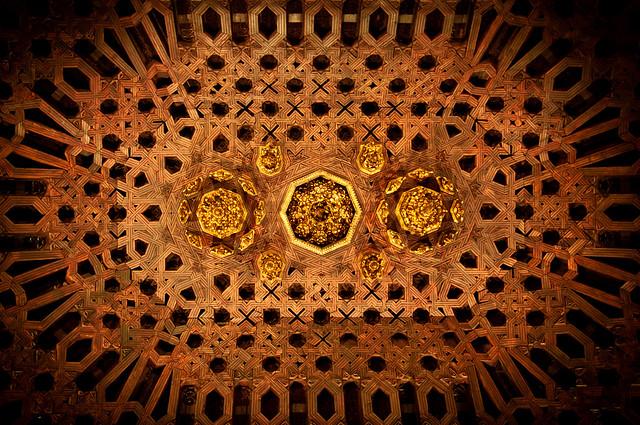 Radiant ceiling
