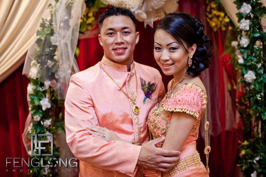 Sophear Jakes Wedding