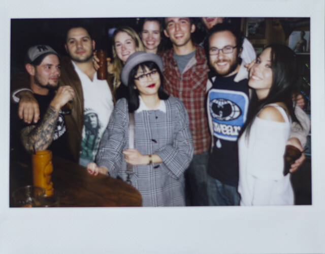 found footage wrap party!