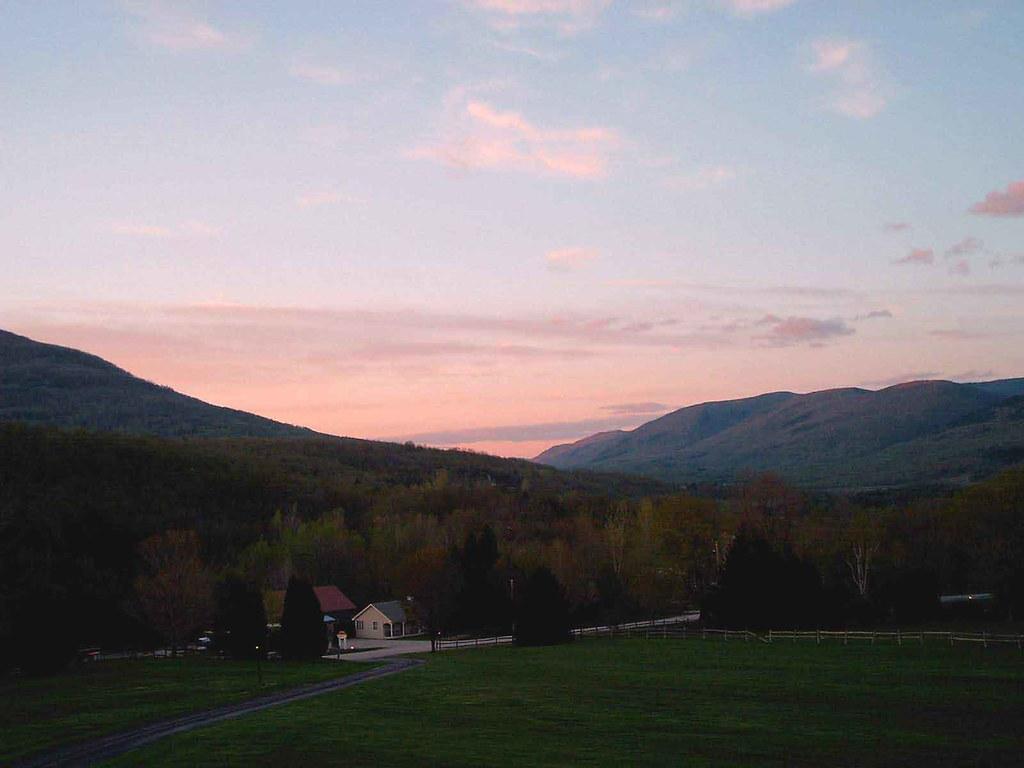 Green Mountains (Vermont, États-Unis)