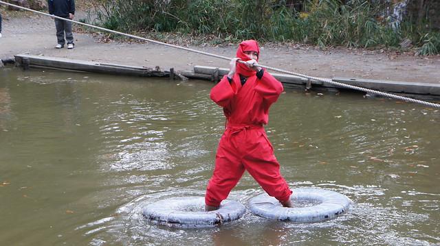 Become a Ninjutsu expert at the Ninja's hometown - Koka Ninja Village