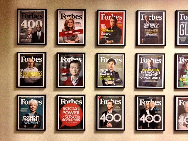 Forbes covers at Forbes